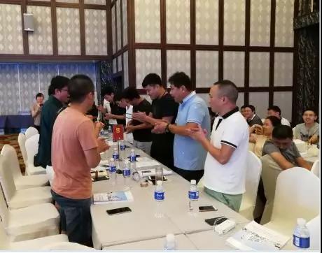 """海藏公司""""项目全过程管理实战训练营""""圆满成功(图7)"""